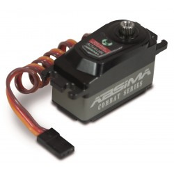 "Low Profile Servo ""ACS1612BL"" Combat Series"