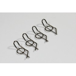 "Body Clips ""Security"" small (4)"