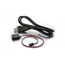 USB + Temperature Sensor Cable CTC-1