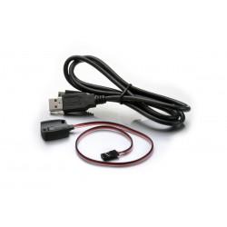 USB + Temperature Sensor Cable CTC-1