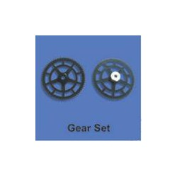 Dragonfly Coaxial v2 gear set