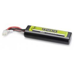 LiPo 7.4V-25C 4200 Hardcase (Tam)