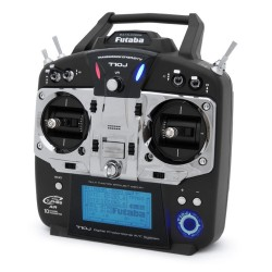 Futaba T10J radio/R3008SB T-FHSS 2.4GHz