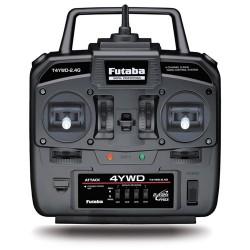 Futaba Radio set ATTACK 4-kanals bilmix/R214GFE