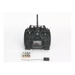 Graupner MZ-10 HoTT 5-kanaler