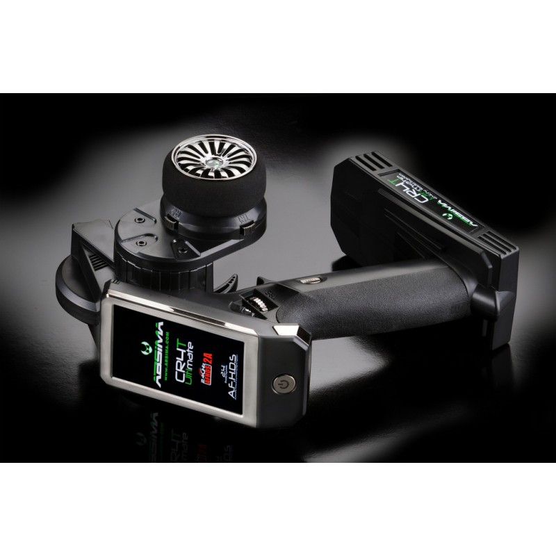 Absima CR4T Ultimate 4-kanals 2,4GHz rattradio inkl mottagare/telemetri