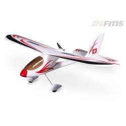 FMS Red Dragonfly 900mm RTF 2.4G vit