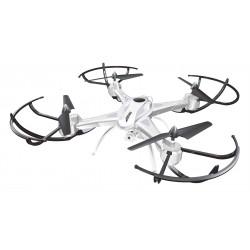 Space Drone Quadrocopter FPV 2,4GHz inkl rörlig HD-kamera