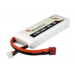 BRAINERGY LiPo 3s1p 11,1V 3.300mAh 45C med T-Plug