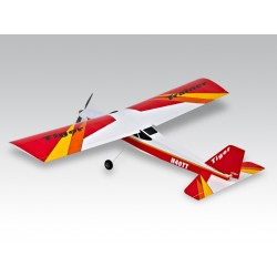 Tiger Trainer 40 MKIII BL SC 2,4G röd