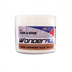 Wonderfill Lättviktsspackel till foam & trä, burk 240ml