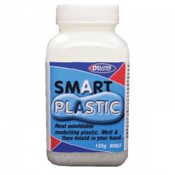 Smart Plastic vit formbar plast 125g