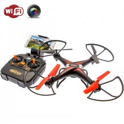 Gear2Play SmartDrone WiFi 2M kamera