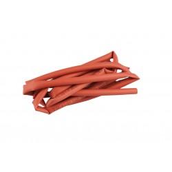 Krympslang Ø3mm x 1m röd