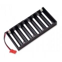 Futaba Batterihållare TX 3PJ,3PDF
