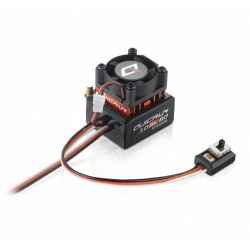 Hobbywing QuicRun 10BL60 Sensorbaserat Bil Fartreglage 1/10