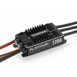 Hobbywing Platinum Pro 120A Fartreglage 3-6S V4