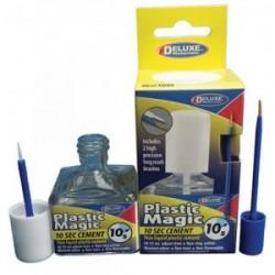 PLASTIC MAGIC,10 Sekunders lim, 40ml