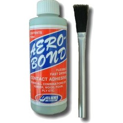 AERO-BOND, vattenbaserat kontaktlim 150ml